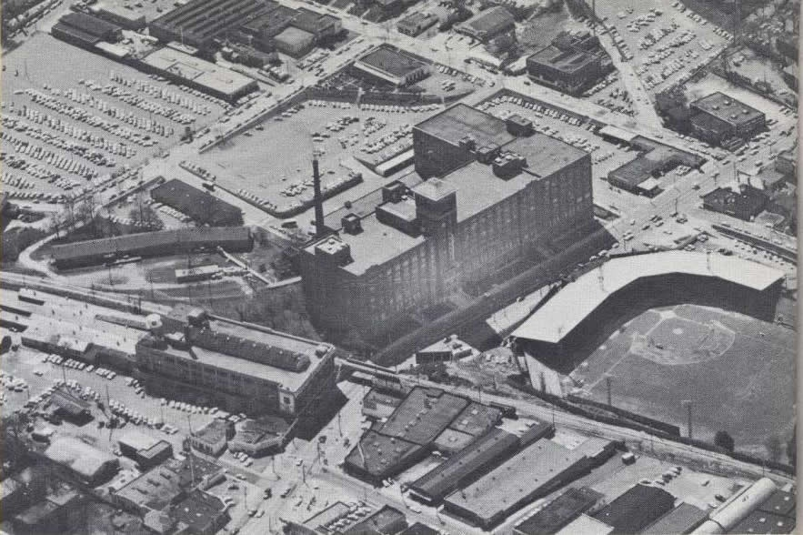 Aerial View 1930's